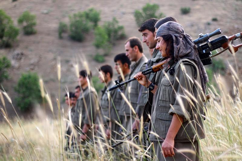 Milicias kurdas