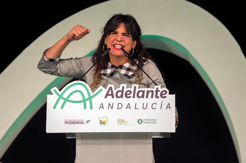 Teresa Rodríguez Dos Años De Cárcel Para Un Ex Alto Cargo Designado