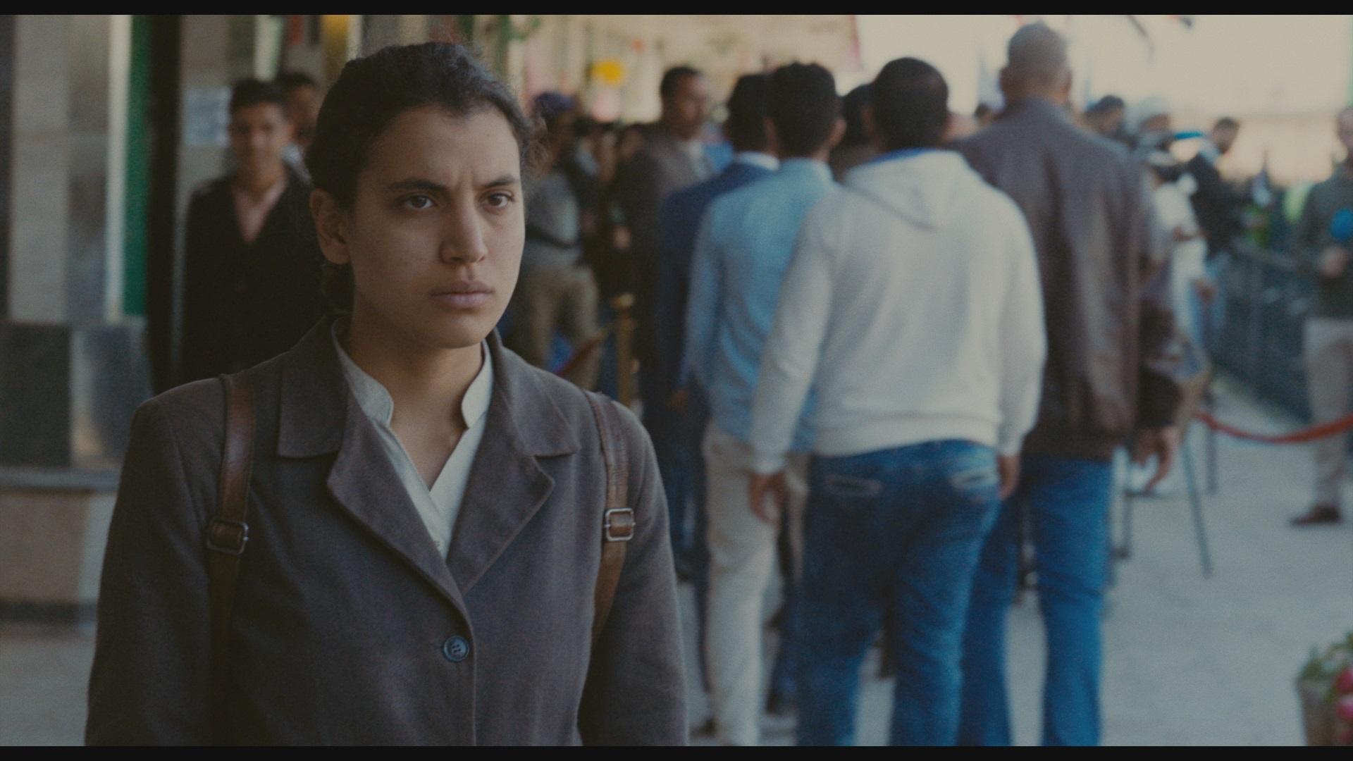 Imagen de la película 'La decisión'.