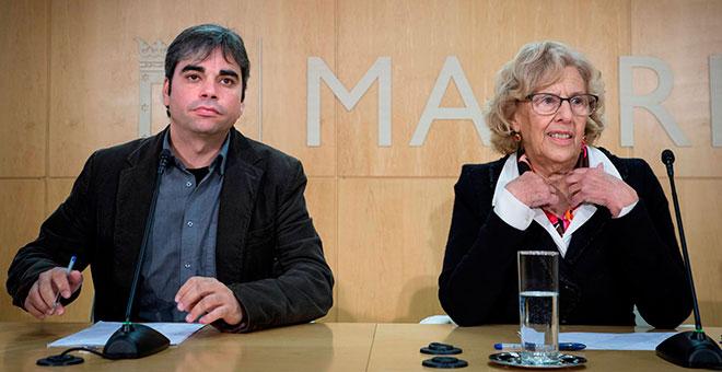 Las maniobras de un concejal de Carmena con el dinero de Ahora Madrid llegarán a los tribunales