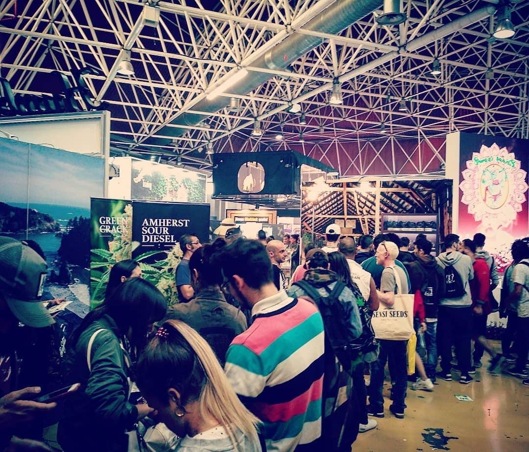 Asociaciones Cannabicas Barcelona Mapa.Feria Spannabis El Boom Del Cannabis Entre El Uso