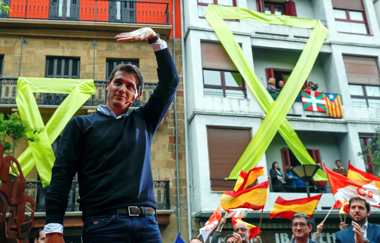 Rivera hace de Errenteria un nuevo Altsasu: No sé si