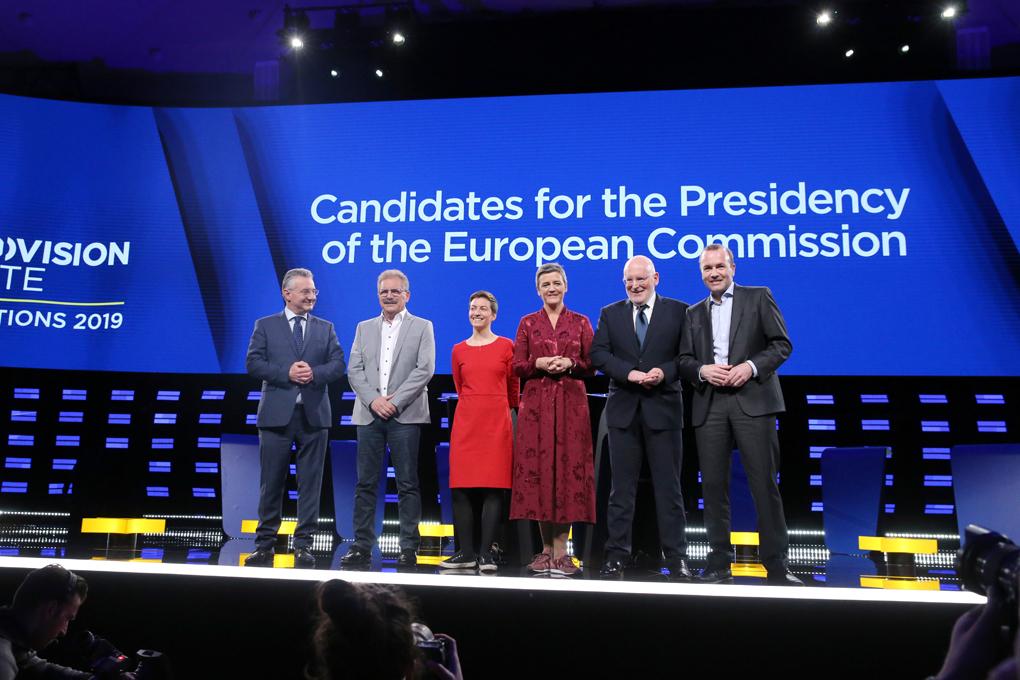Elecciones Europeas: El Cambio Climático Y La Lucha Contra