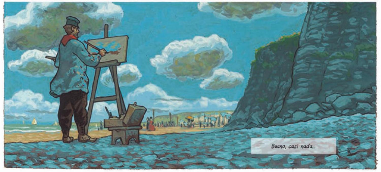 Dalí, Balthus, Picasso, Velázquez... Los genios del pincel se cuelan en los  cómics | Público