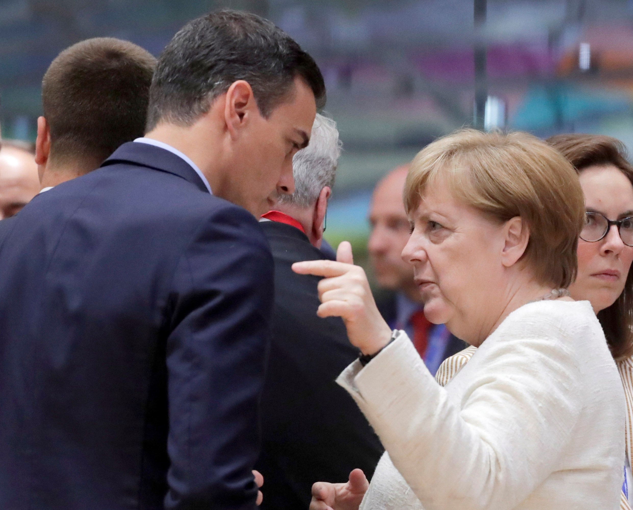 Actor Porno En Parlamento cumbre europea: sánchez busca colocar al socialista