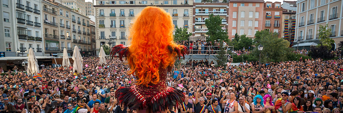 Conocer gente para el orgullo de madrid 2019 [PUNIQRANDLINE-(au-dating-names.txt) 30