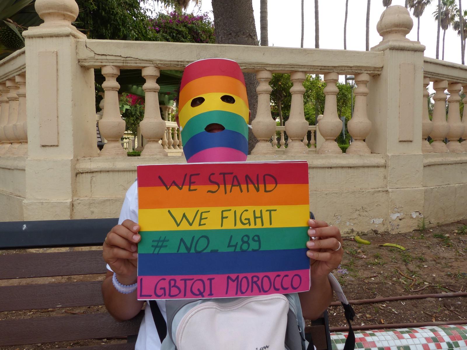 Resultado de imagen de foto genero y migración marruecos