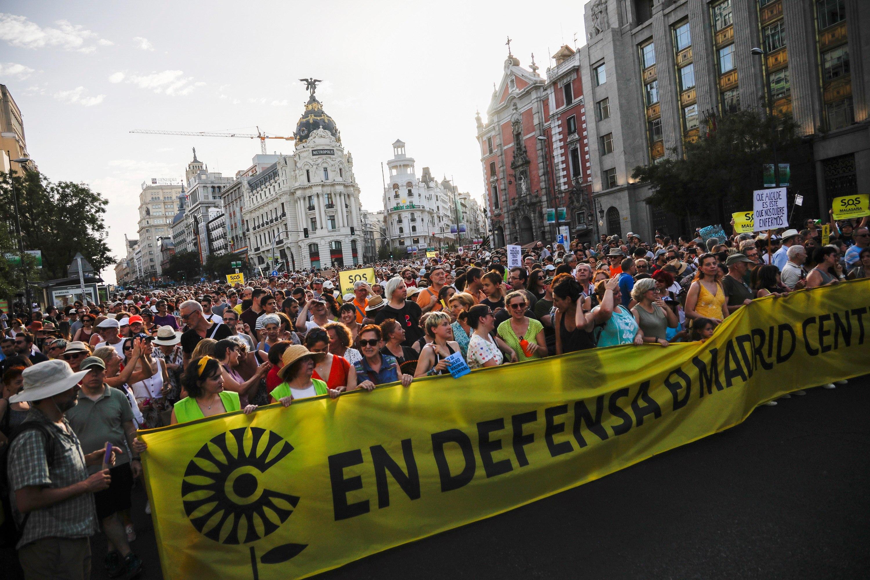 La Plataforma En Defensa De Madrid Central Presenta Otro: Madrid Central: Preguntas Y Respuestas Tras La