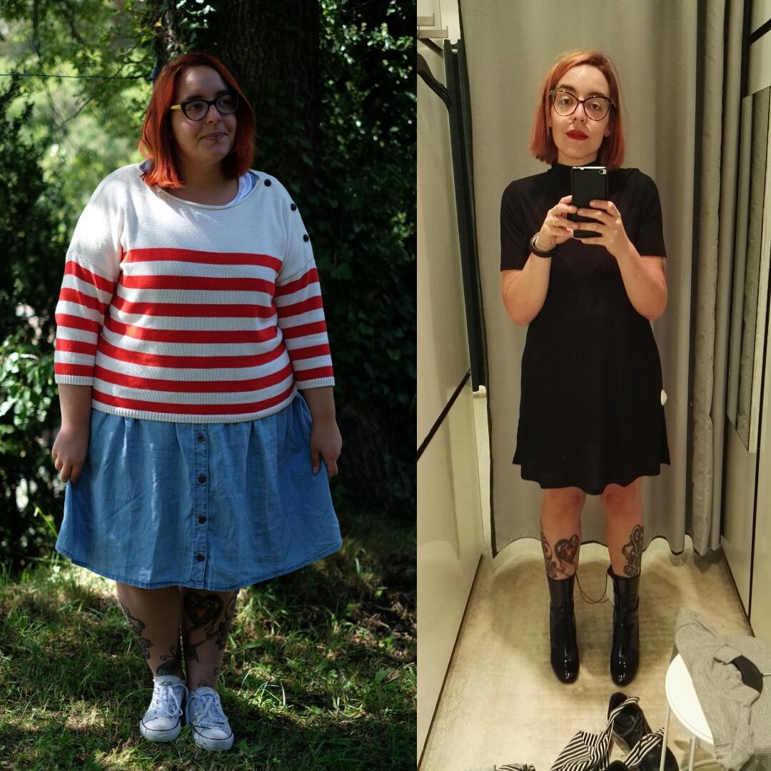 Obesos que adelgazaron