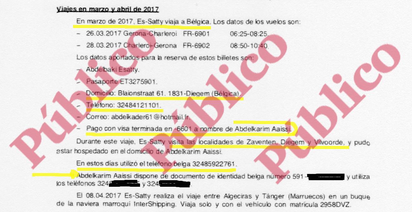 Exclusiva sobre el atentado de Las Ramblas - cover