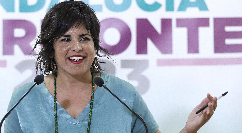 Teresa Rodríguez trata de devolver los 9.000 euros cobrados