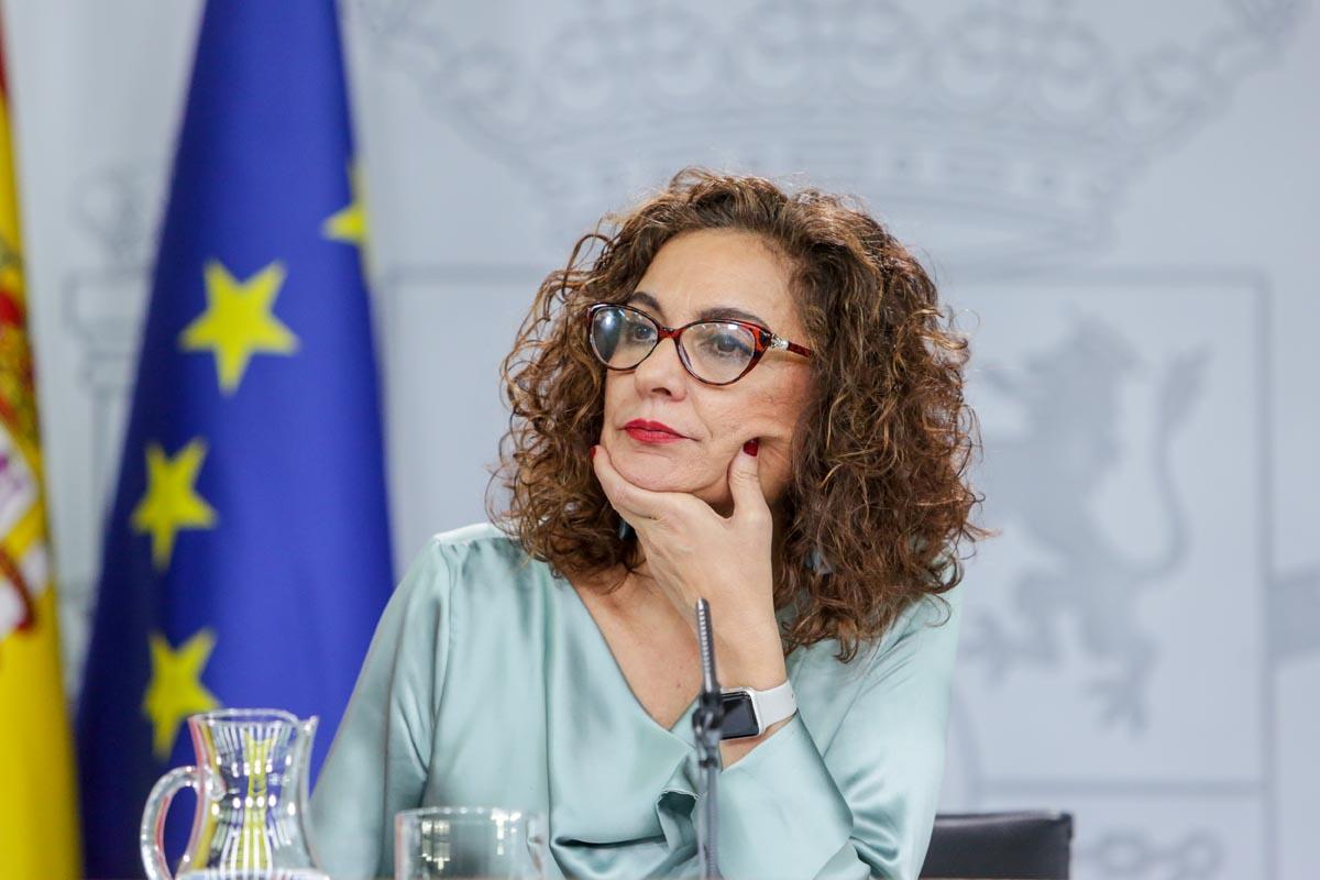 Ana Pastor - Mª Jesús Montero | Reunión tras el fracaso de la Cumbre de Montpellier. 5e221834693c0