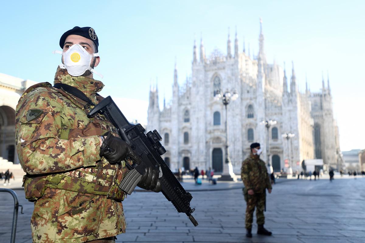 """COVID-19: La OMS aconseja prepararse para una """"potencial pandemia ..."""