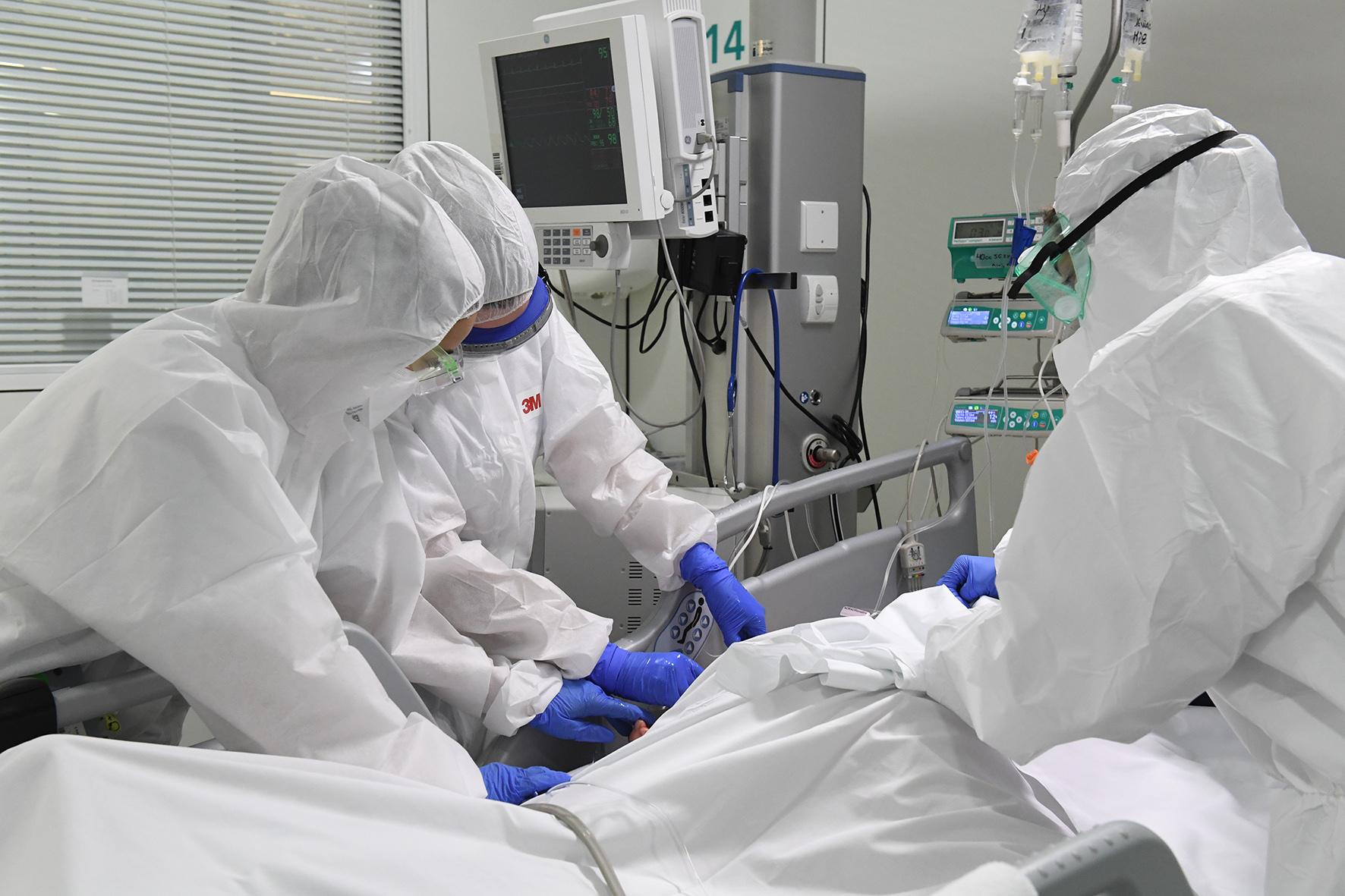 Covid-19: Descienden las muertes por coronavirus: España encadena ...