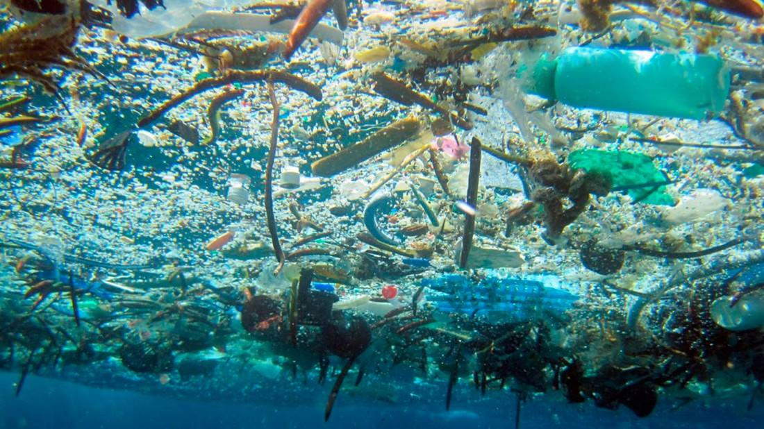 Empresas japonesas conforman una alianza para reciclar residuos plásticos de los océanos