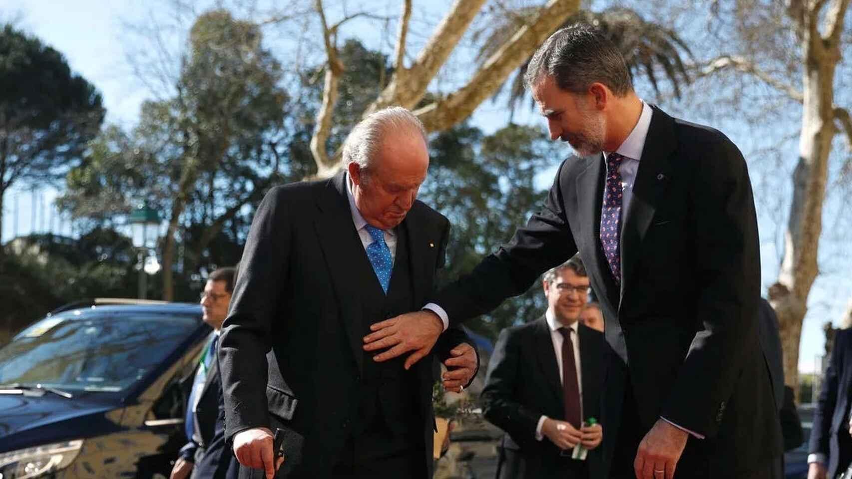 Los escándalos de Juan Carlos I - cover