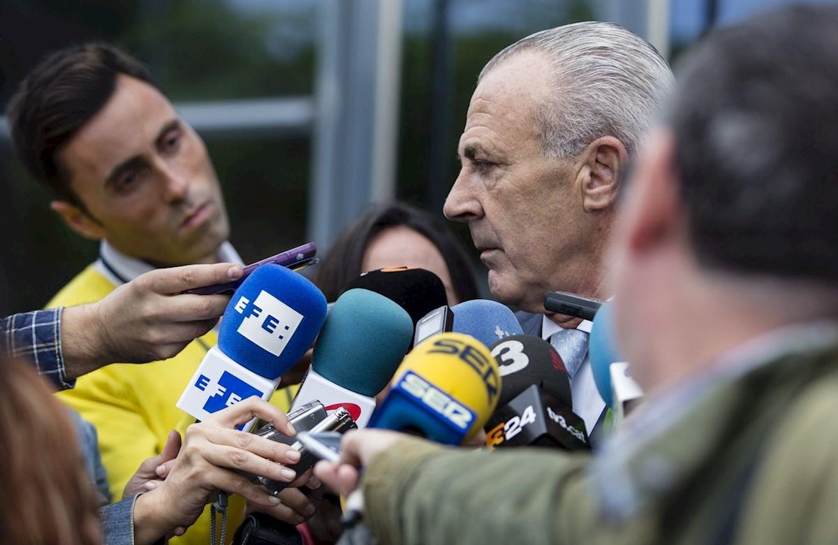 Dimite el fiscal jefe de Castelló por incumplir el protocolo y vacunarse
