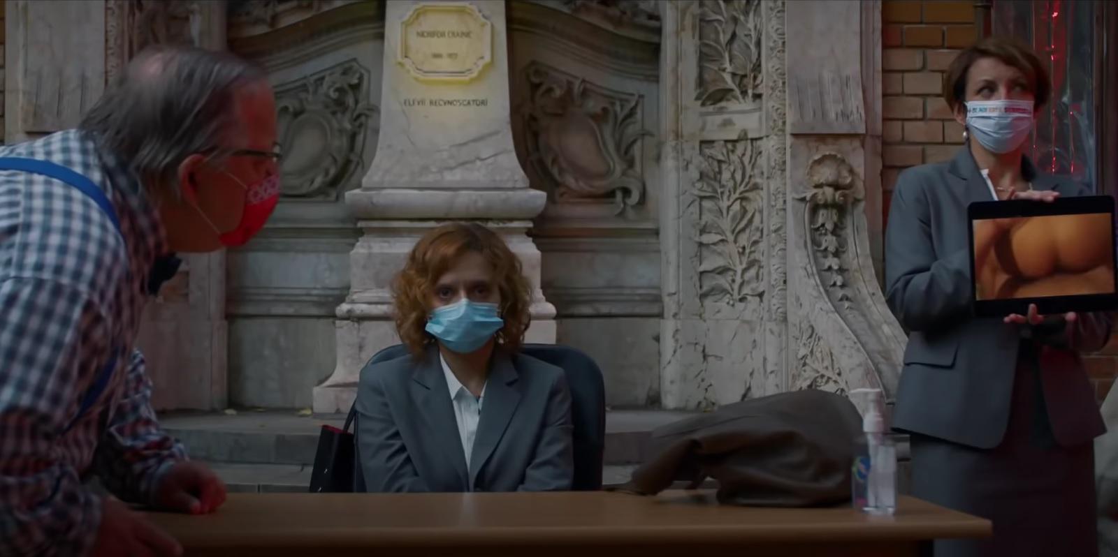 Premios de cine Alemania: Una película rumana se lleva el oro en la  Berlinale con una exhibición de sexo, doble moral y mascarillas anticovid |  Público