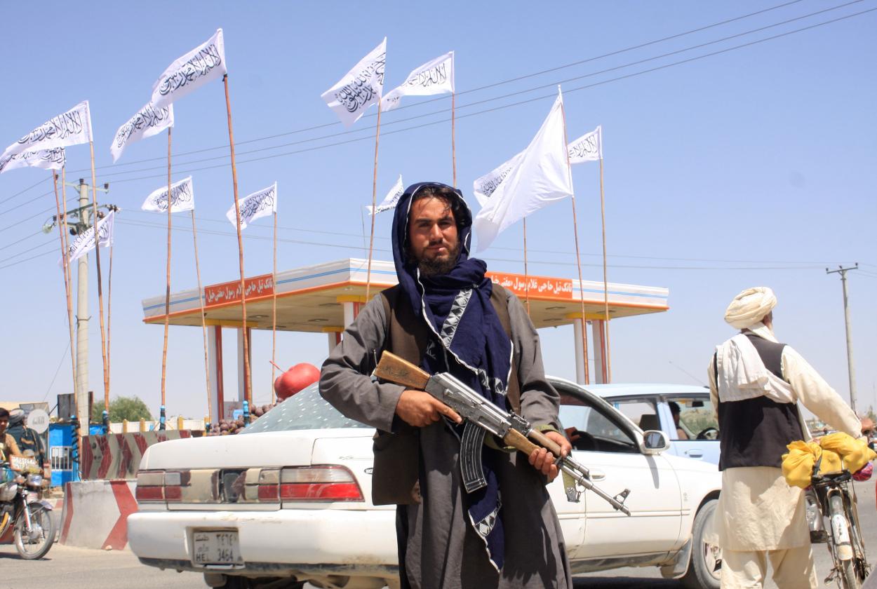 El futuro de Afganistán tras la nueva ofensiva de los talibanes   Público
