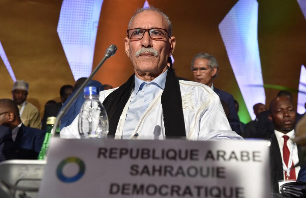 Ghali critica la histórica inacción de la ONU en el conflicto saharaui y no despeja dudas sobre su polémica entrada en España
