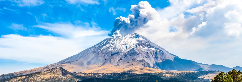 Excursión a los volcanes Popocatépetl e Iztaccíhuatl ...