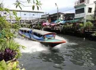 Khlongs Bangkok - Fabio Achilli