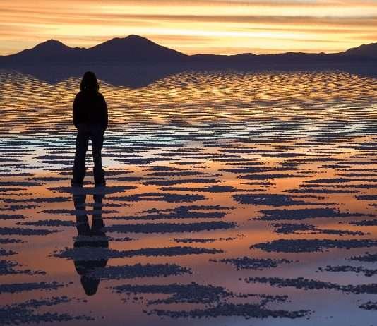 Salar de Uyuni - Foto de Luca Galuzzi