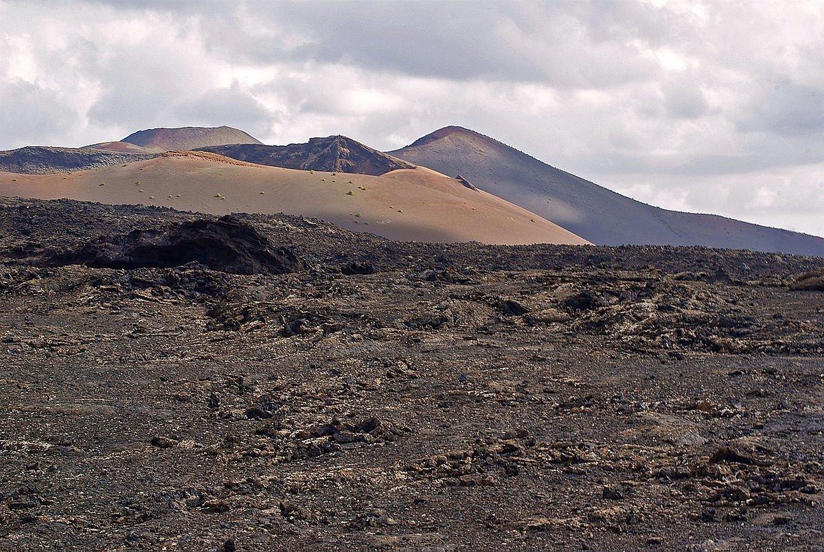 Parque Nacional de Timanfaya - Miriela Rodríguez