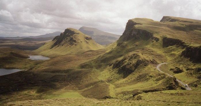 Isle of Skye - Foto de Martinlatter