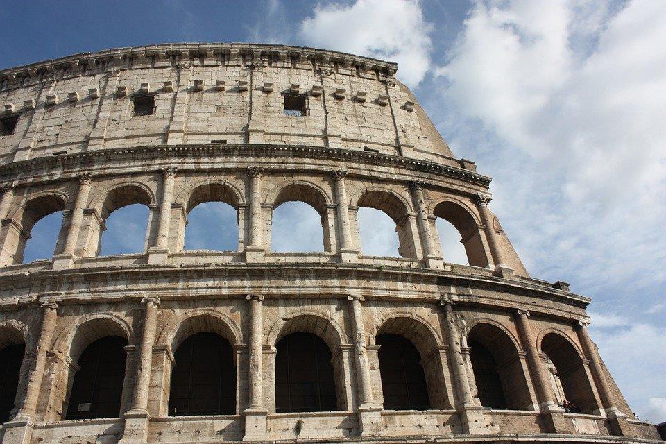 Diez Edificios Maravillosos De La Antigua Roma