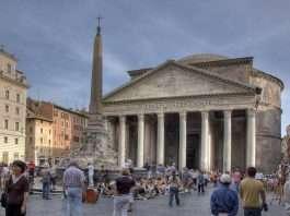Edificios maravillosos de la Antigua Roma