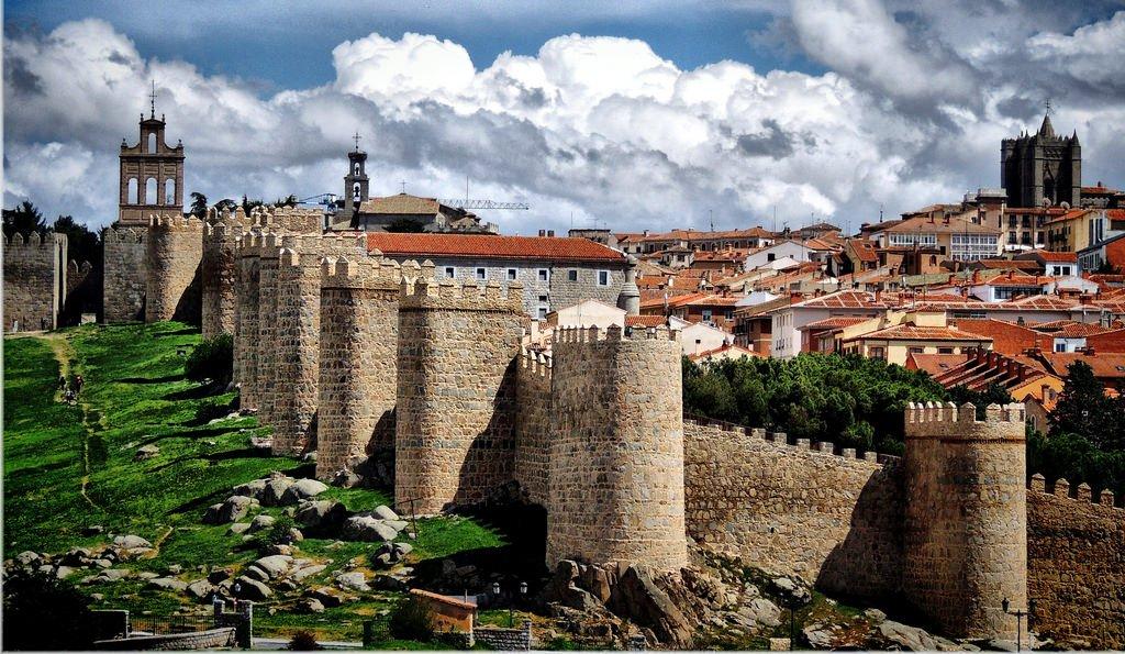 Resultado de imagen de Ávila