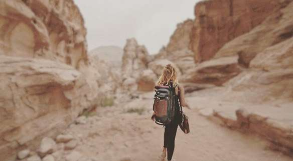 La increíble aventura de la joven que ya ha visitado 180 países con solo 27 años