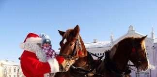 Laponia, el hogar de Papá Noel