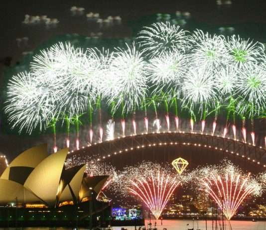 Los mejores lugares del mundo para celebrar Nochevieja