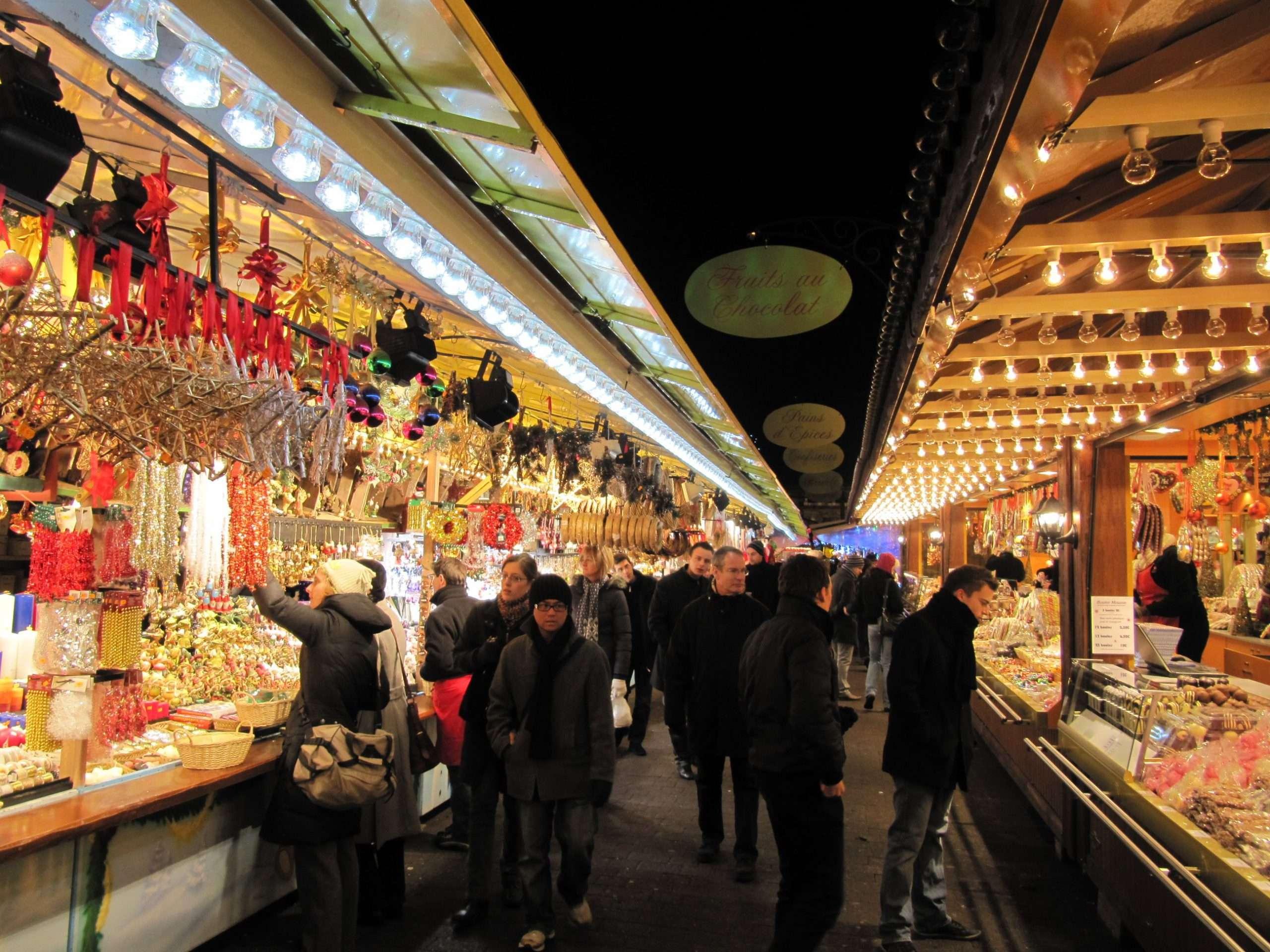 Los mejores mercados navide os del mundo - Mejores hornos del mercado ...