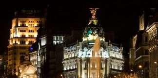 Planes para disfrutar Madrid en navidades