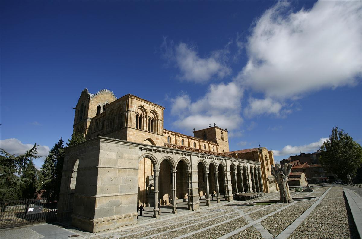 San Vicente - Turismo de Ávila