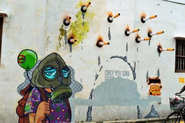 Street Art en George Town