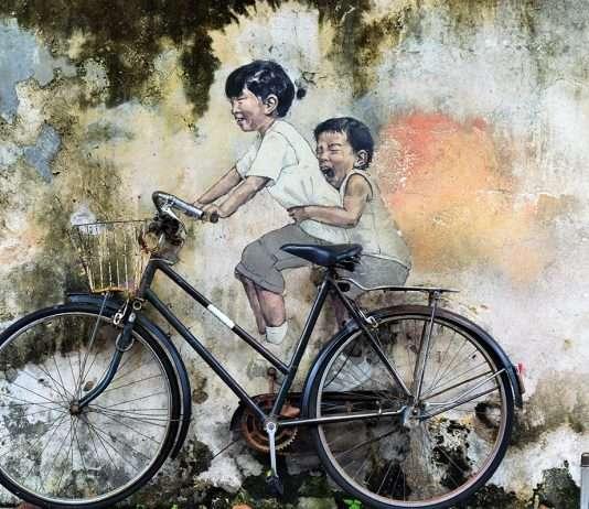 Obra de Ernest Zacharevic