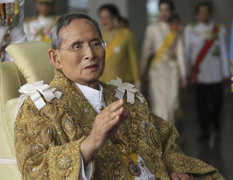Bhumibol Adulyadej / VINAI DITHAJOHN (EFE)