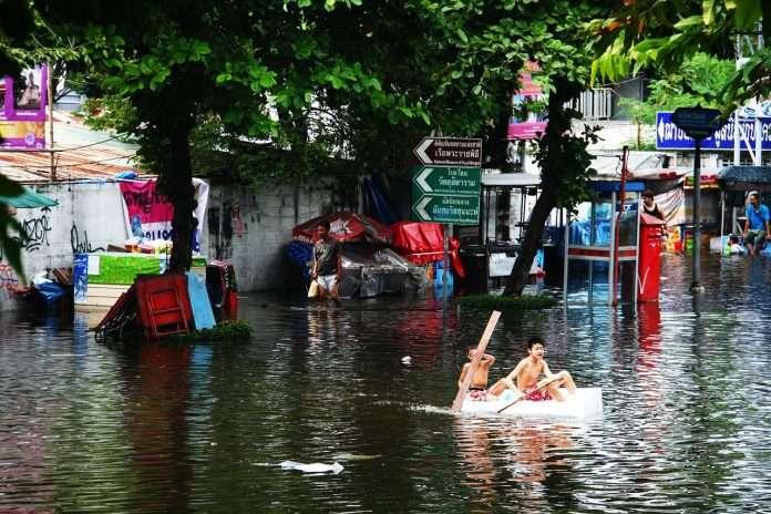 Inundación - Pixabay