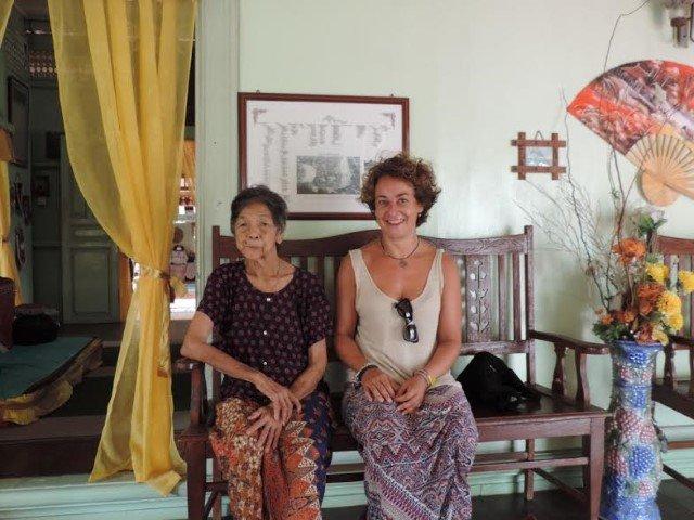 Lorena en Malaca (Malasia)
