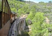 Los mejores trenes turísticos de España