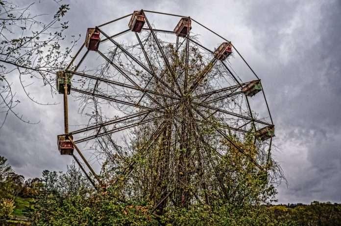 Parques de atracciones abandonados que dan mucho miedo