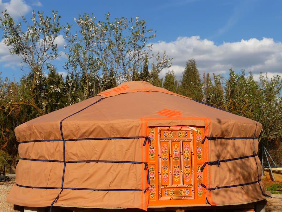 Las casas m s curiosas de airbnb en espa a tourse viajes p part 2 - Muebles marroquies en madrid ...
