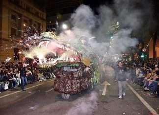 Las fiestas de Murcia