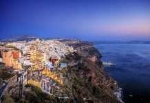 Increíbles ciudades construidas en acantilados