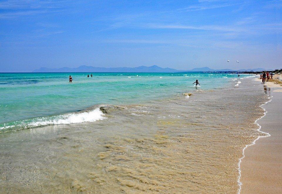 las 3 mejores playas de espana