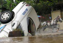 Ciudades que viven al borde de un desastre natural